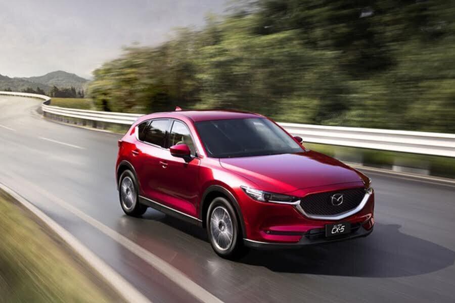 An toàn Mazda CX-5 - Hình 5