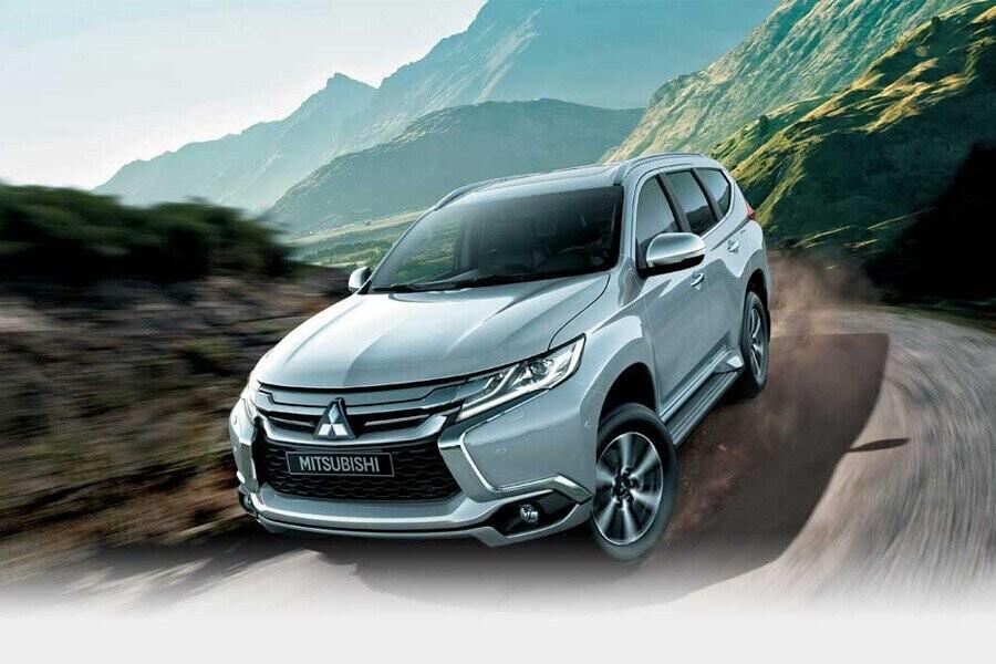An toàn Mitsubishi Mitsubishi Pajero Sport Diesel 4x2 AT - Hình 1