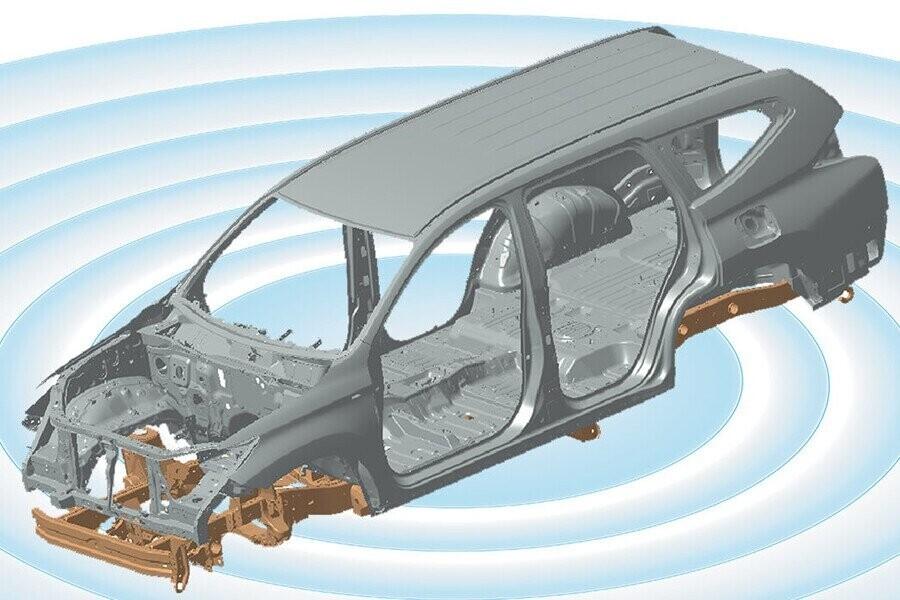 An toàn Mitsubishi Mitsubishi Pajero Sport Diesel 4x2 AT - Hình 5
