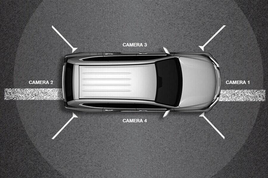 An toàn Mitsubishi Pajero Sport Gasoline 4x4 AT Premium - Hình 8
