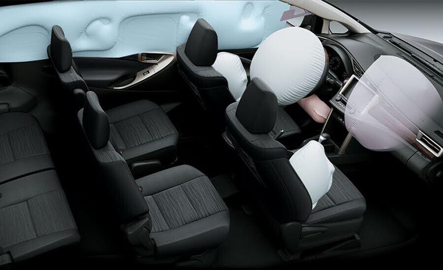 An toàn Toyota Innova Venturer - Hình 9