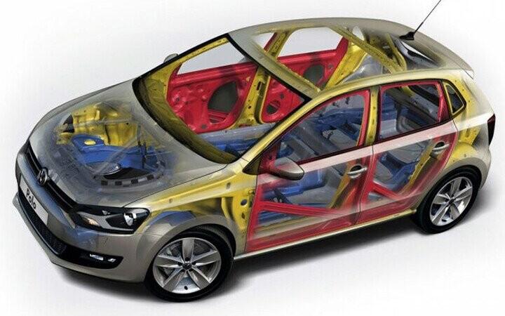Hệ thống khung gầm được Volkswagen phát triển trên hệ thống MQB