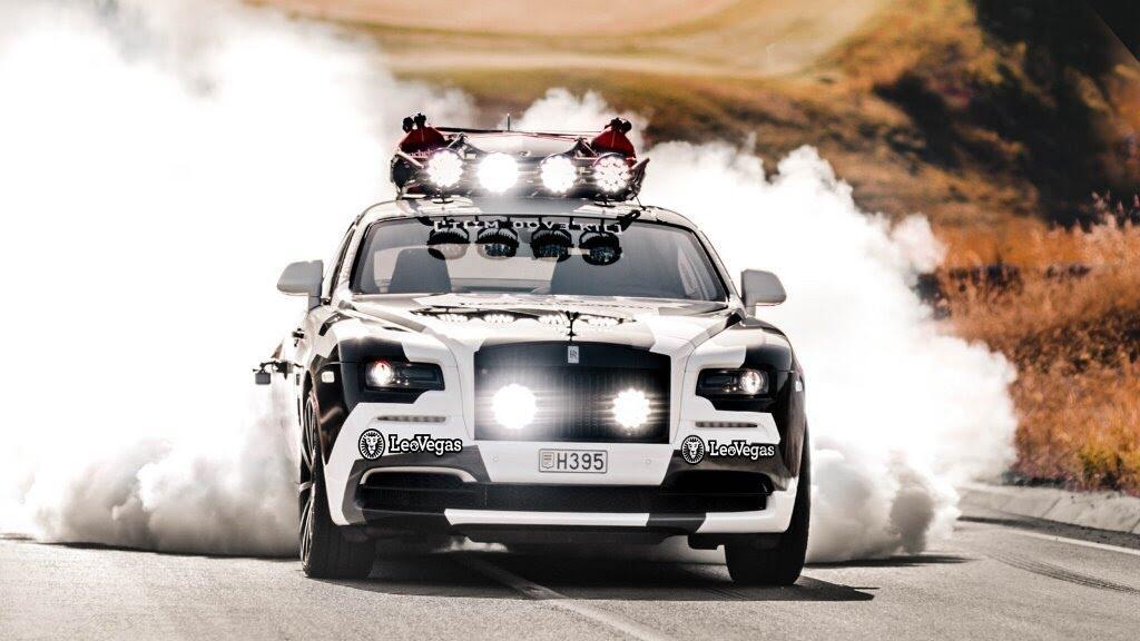 Ấn tượng với Rolls-Royce Wraith 810 mã lực độ rằn ri - Hình 20