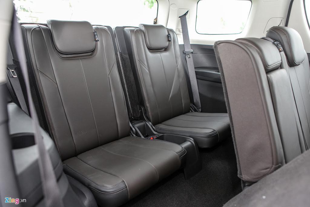 Ảnh Chevrolet Trailblazer - đối thủ mới của Toyota Fortuner - Hình 7
