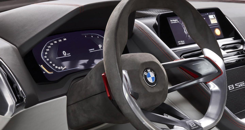 Ảnh chi tiết BMW 8 Series Concept - Hình 2