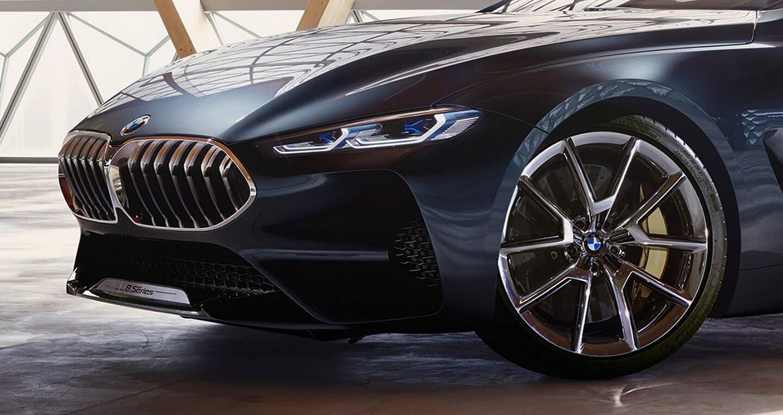 Ảnh chi tiết BMW 8 Series Concept - Hình 4