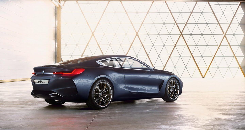 Ảnh chi tiết BMW 8 Series Concept - Hình 5