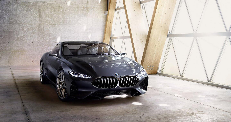 Ảnh chi tiết BMW 8 Series Concept - Hình 6