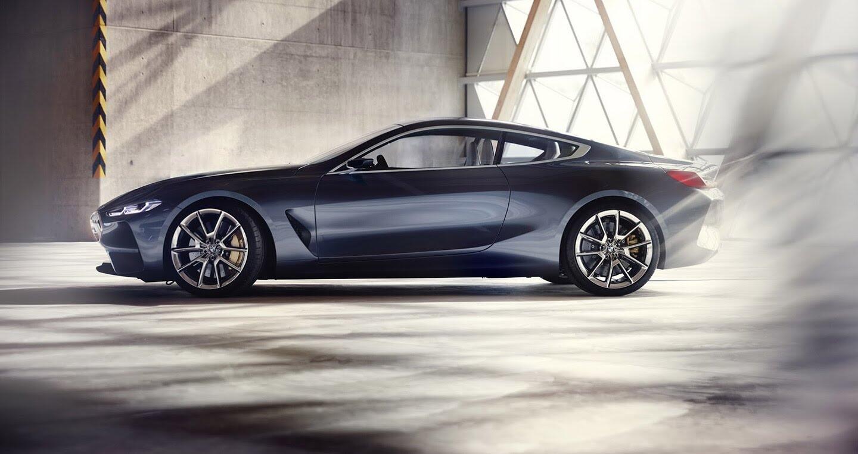Ảnh chi tiết BMW 8 Series Concept - Hình 7