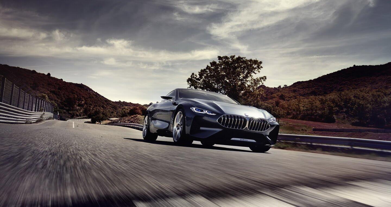 Ảnh chi tiết BMW 8 Series Concept - Hình 8