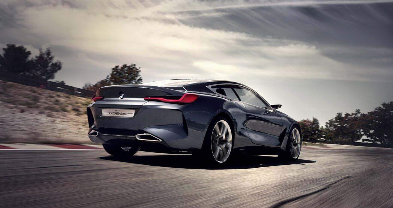Ảnh chi tiết BMW 8 Series Concept - Hình 9