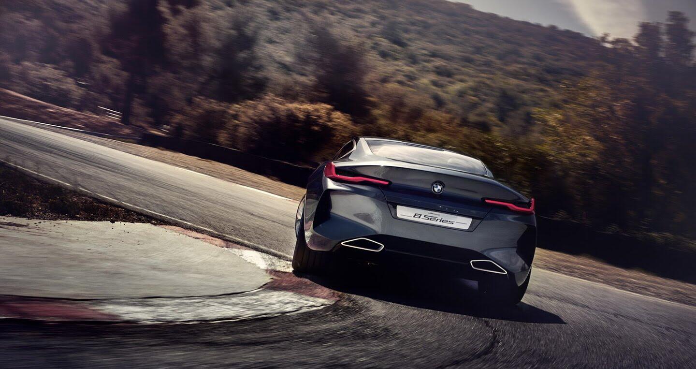 Ảnh chi tiết BMW 8 Series Concept - Hình 10