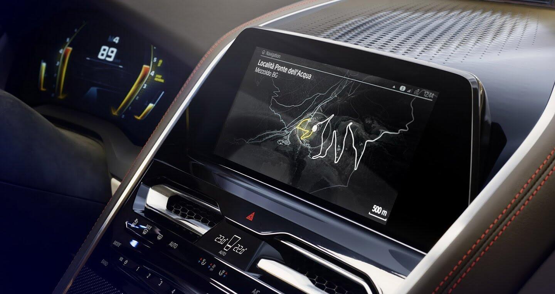 Ảnh chi tiết BMW 8 Series Concept - Hình 13