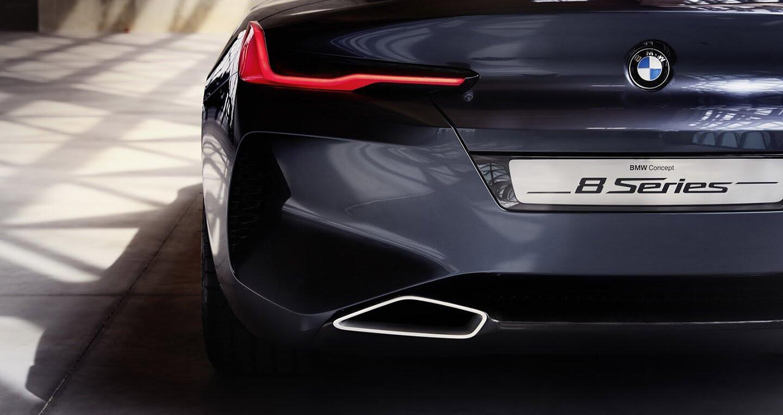 Ảnh chi tiết BMW 8 Series Concept - Hình 14