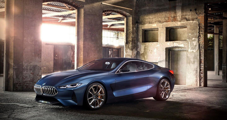 Ảnh chi tiết BMW 8 Series Concept - Hình 15