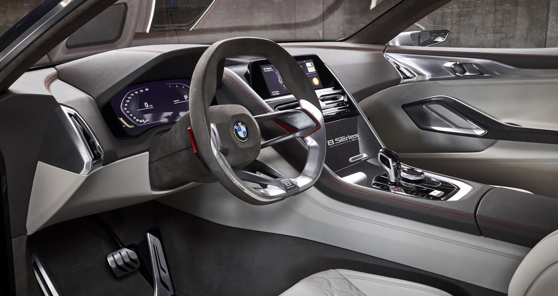Ảnh chi tiết BMW 8 Series Concept - Hình 17