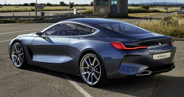 Ảnh chi tiết BMW 8 Series Concept - Hình 20