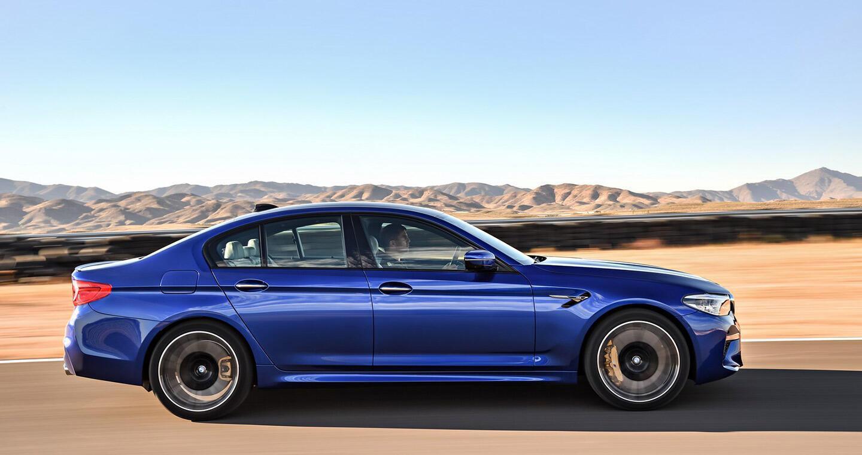 Ảnh chi tiết BMW M5 2018 - Hình 4
