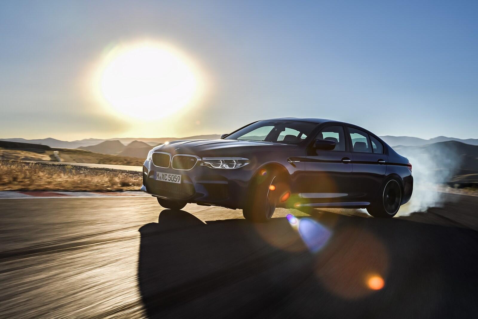 Ảnh chi tiết BMW M5 2018 - Hình 5
