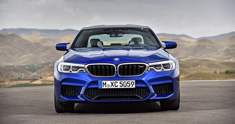 Ảnh chi tiết BMW M5 2018 - Hình 6