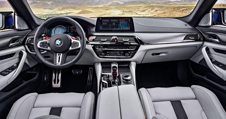 Ảnh chi tiết BMW M5 2018 - Hình 8