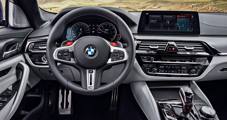 Ảnh chi tiết BMW M5 2018 - Hình 9