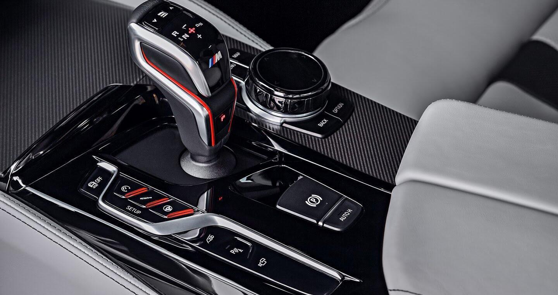 Ảnh chi tiết BMW M5 2018 - Hình 10