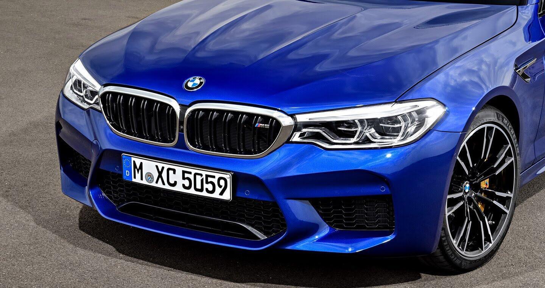 Ảnh chi tiết BMW M5 2018 - Hình 11
