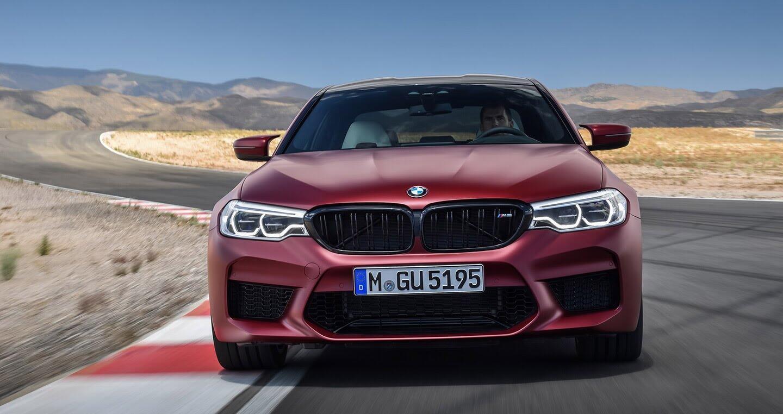 Ảnh chi tiết BMW M5 2018 - Hình 13
