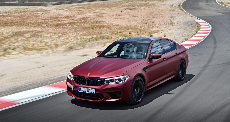 Ảnh chi tiết BMW M5 2018 - Hình 14