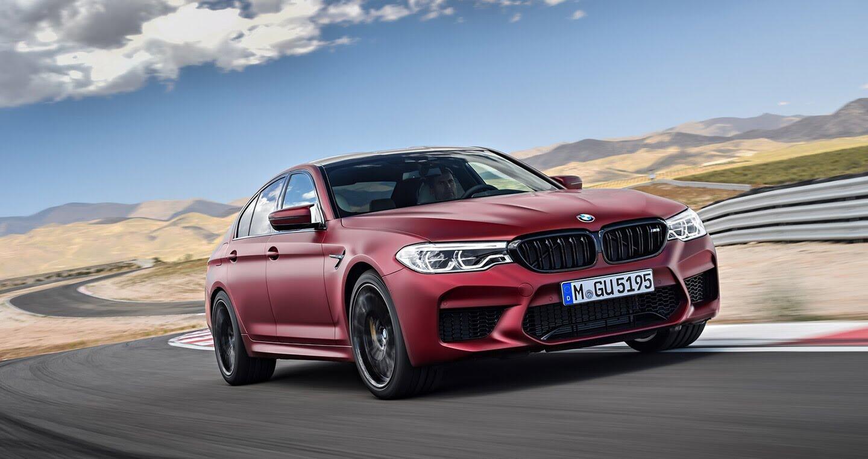 Ảnh chi tiết BMW M5 2018 - Hình 15