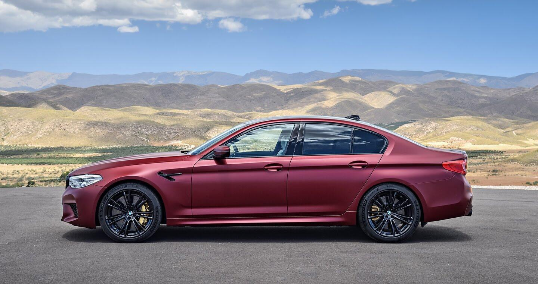 Ảnh chi tiết BMW M5 2018 - Hình 16