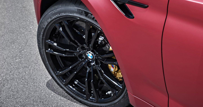 Ảnh chi tiết BMW M5 2018 - Hình 18
