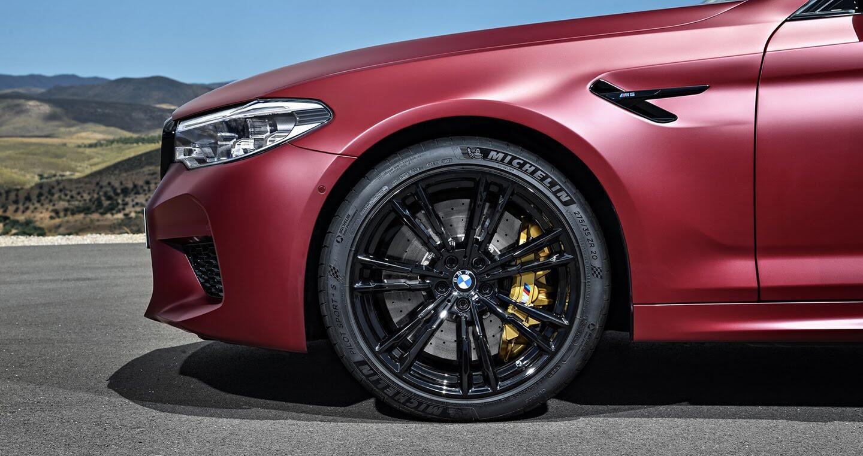 Ảnh chi tiết BMW M5 2018 - Hình 19