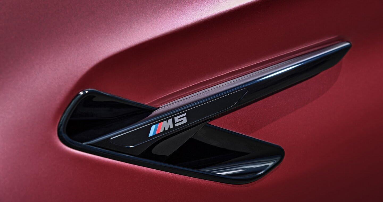 Ảnh chi tiết BMW M5 2018 - Hình 20