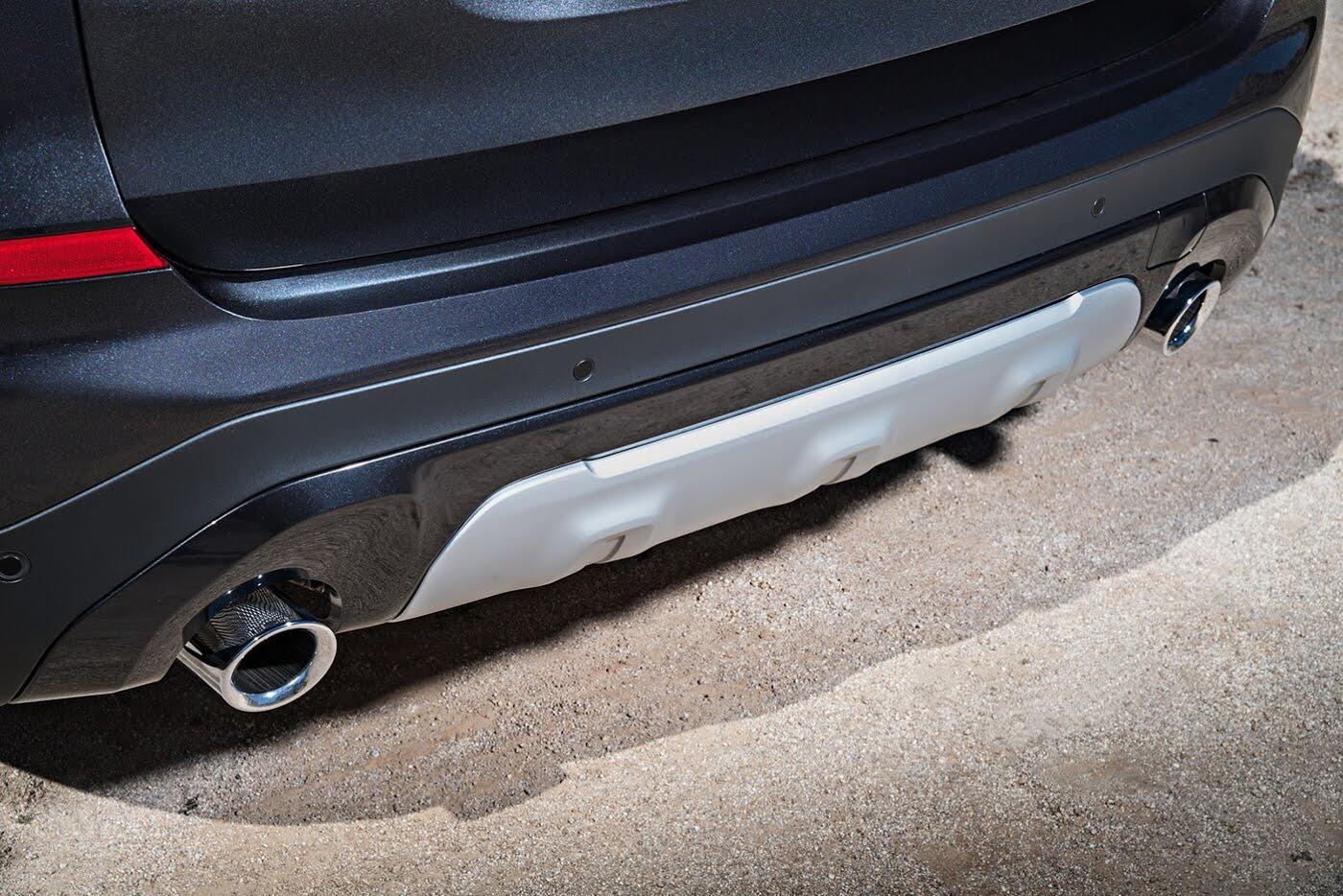 Ảnh chi tiết BMW X3 2018 hoàn toàn mới - Hình 30