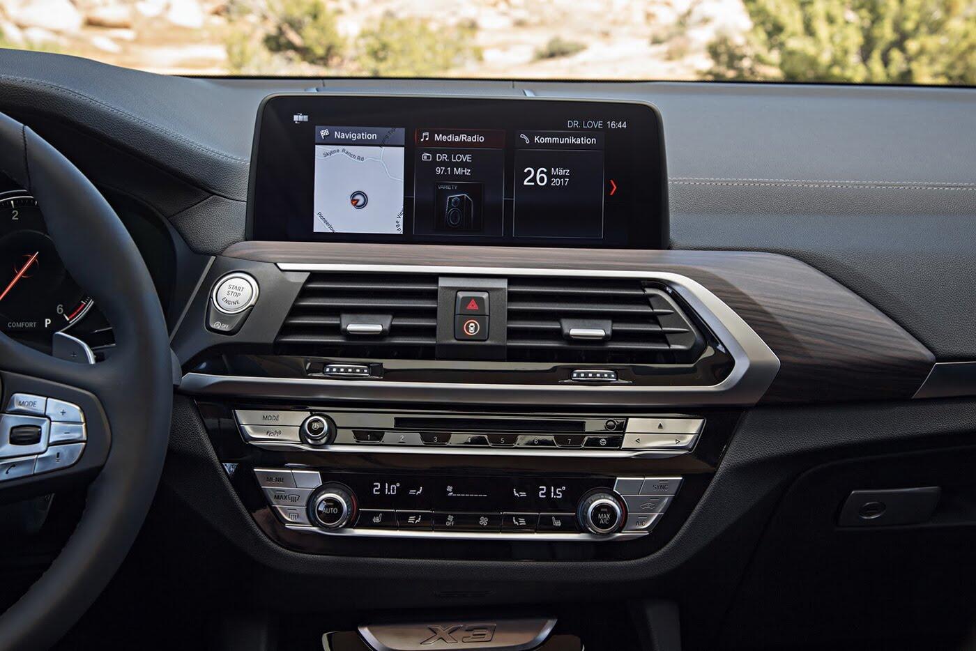 Ảnh chi tiết BMW X3 2018 hoàn toàn mới - Hình 33