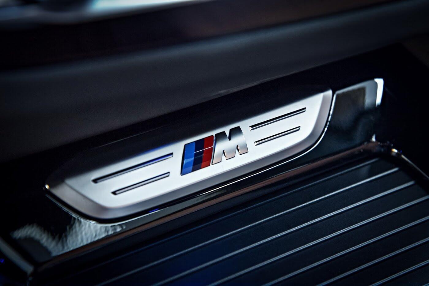Ảnh chi tiết BMW X3 2018 hoàn toàn mới - Hình 35