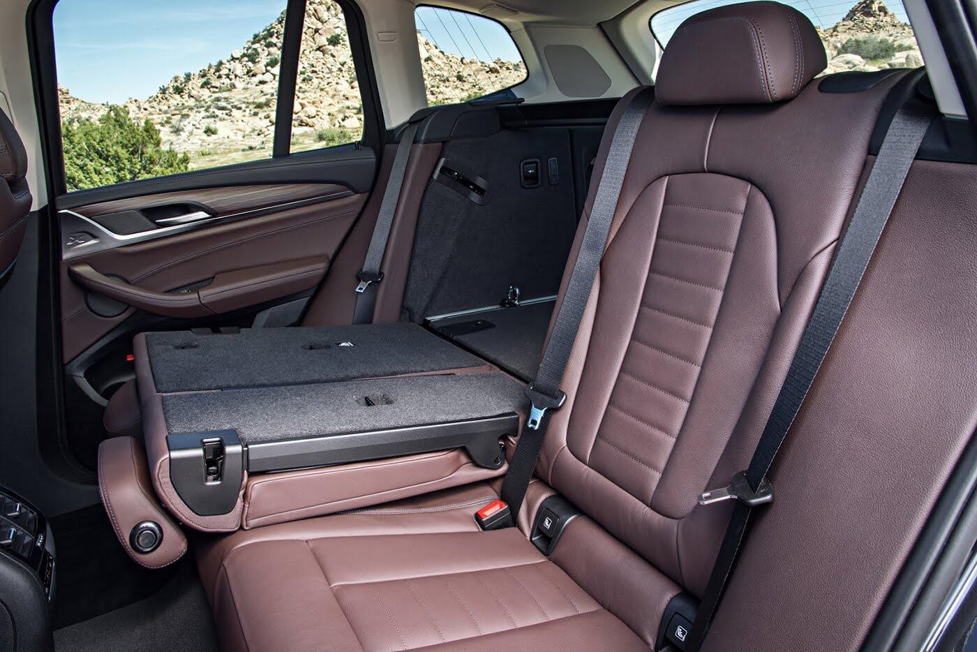 Ảnh chi tiết BMW X3 2018 hoàn toàn mới - Hình 37