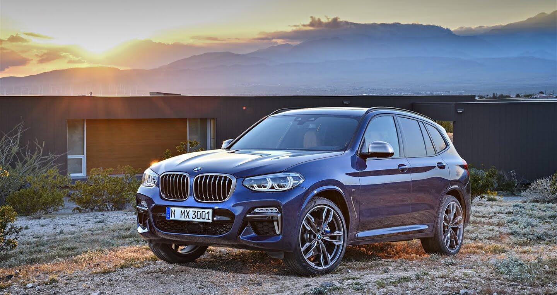 Ảnh chi tiết BMW X3 2018 hoàn toàn mới - Hình 1