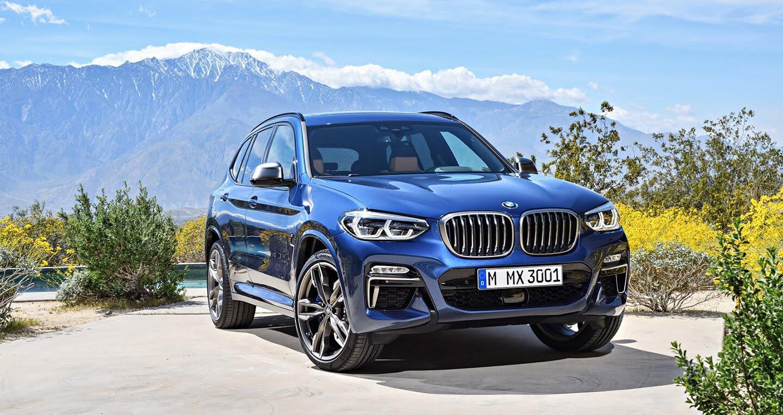 Ảnh chi tiết BMW X3 2018 hoàn toàn mới - Hình 3