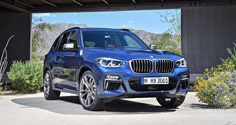 Ảnh chi tiết BMW X3 2018 hoàn toàn mới - Hình 4