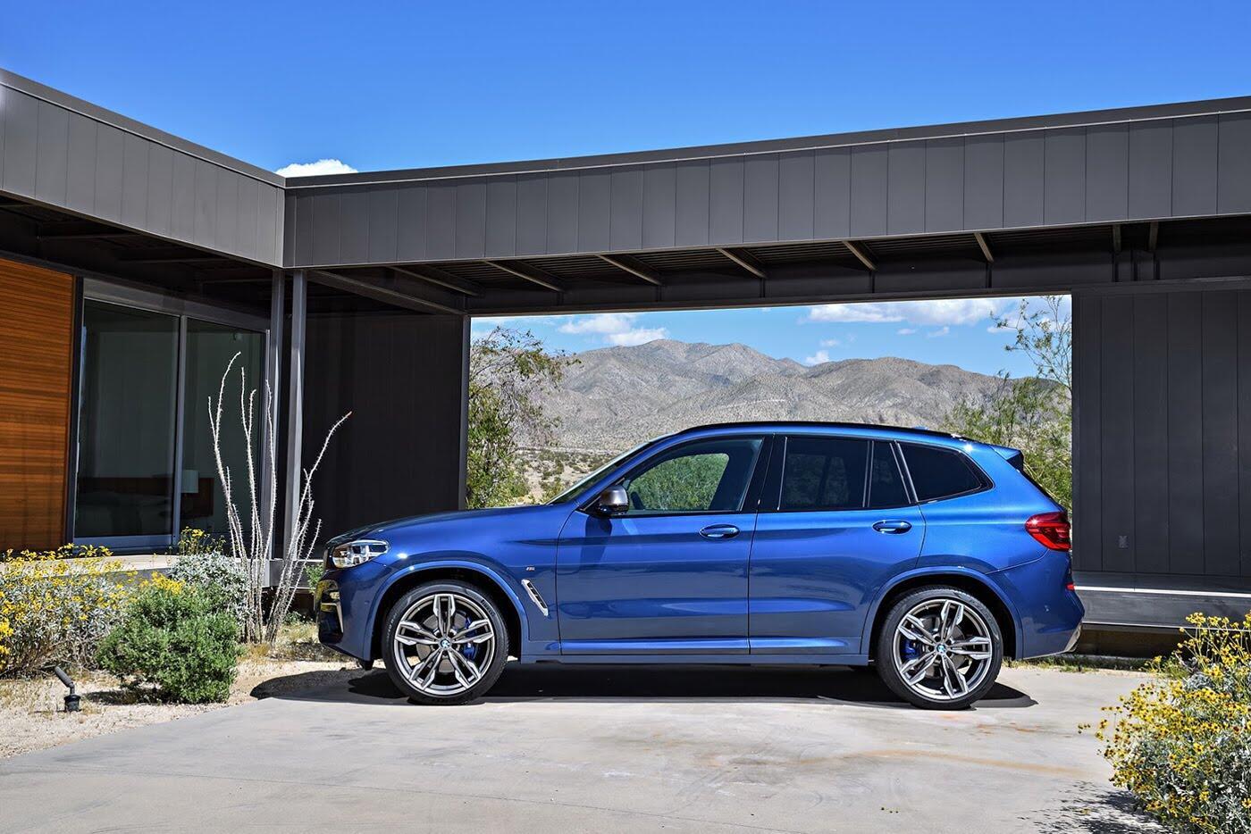 Ảnh chi tiết BMW X3 2018 hoàn toàn mới - Hình 6