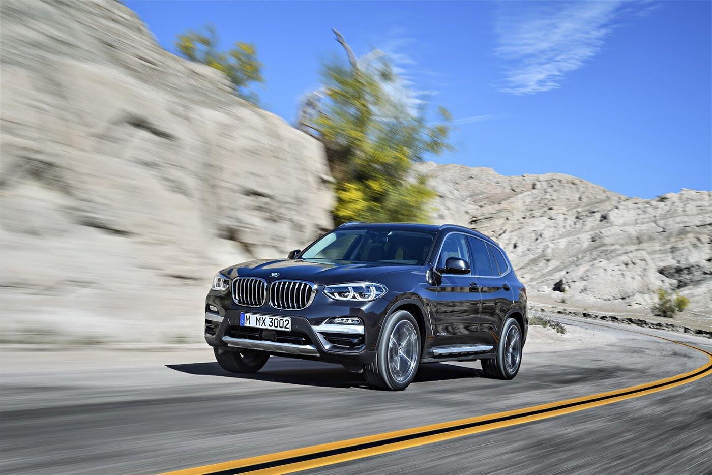 Ảnh chi tiết BMW X3 2018 hoàn toàn mới - Hình 8