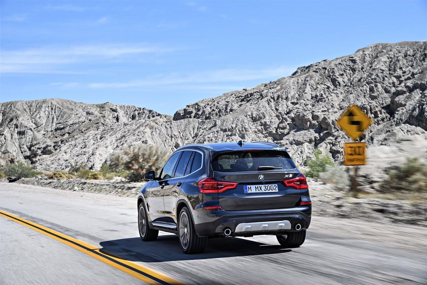 Ảnh chi tiết BMW X3 2018 hoàn toàn mới - Hình 9