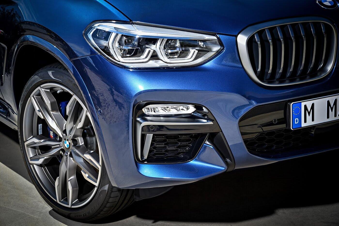 Ảnh chi tiết BMW X3 2018 hoàn toàn mới - Hình 12