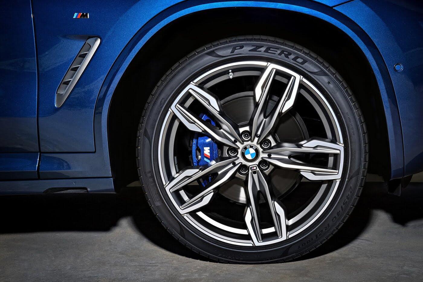 Ảnh chi tiết BMW X3 2018 hoàn toàn mới - Hình 13
