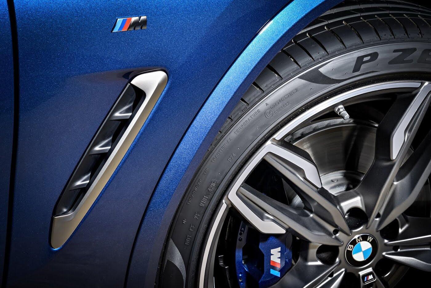 Ảnh chi tiết BMW X3 2018 hoàn toàn mới - Hình 14