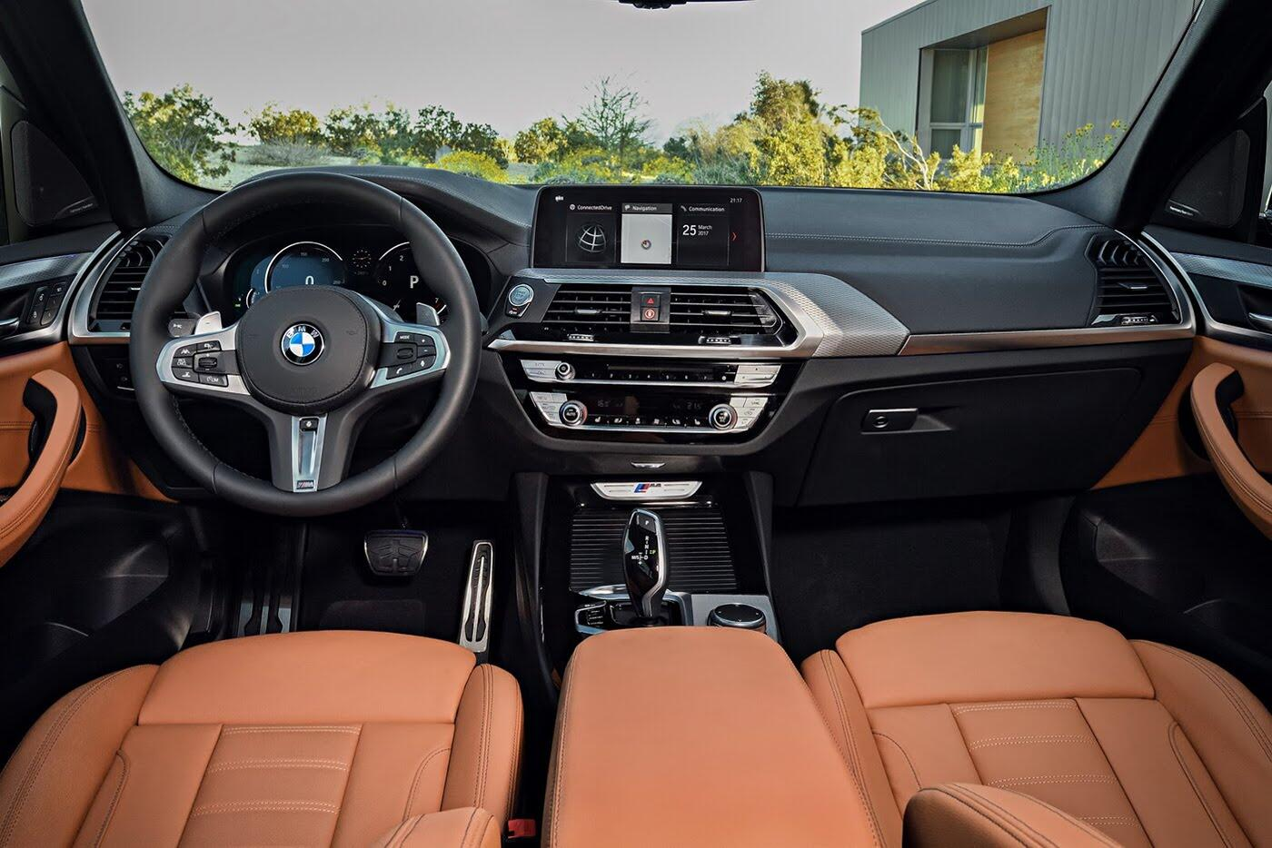 Ảnh chi tiết BMW X3 2018 hoàn toàn mới - Hình 16