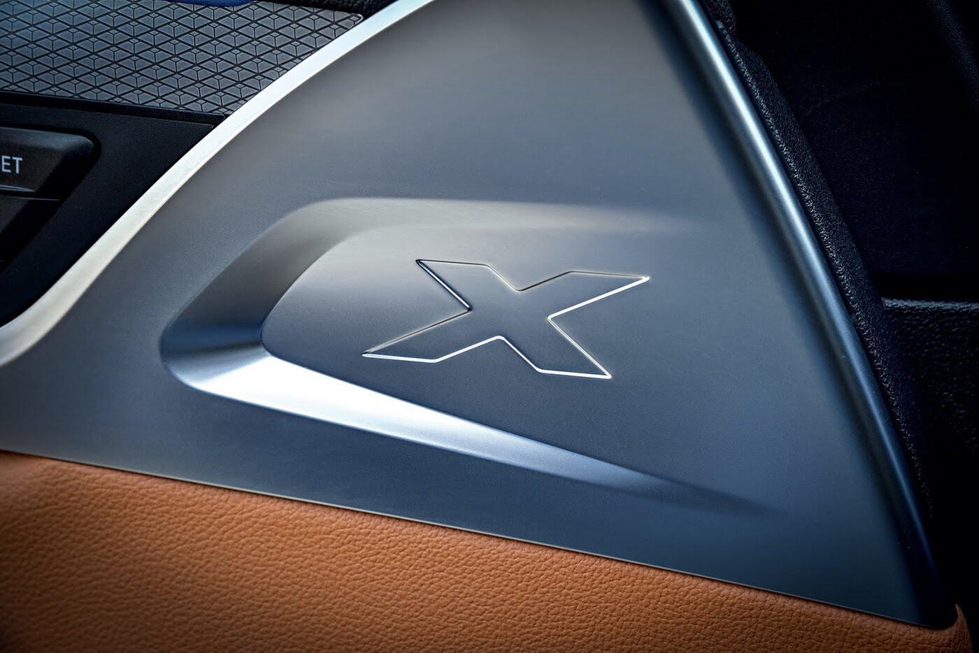 Ảnh chi tiết BMW X3 2018 hoàn toàn mới - Hình 18